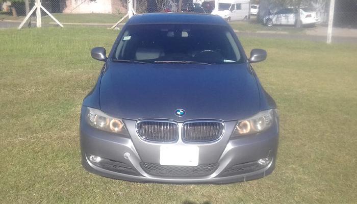 2010 BMW 325 2,5
