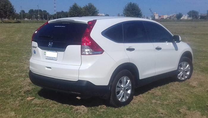 2012 HONDA CRV LX 2,4