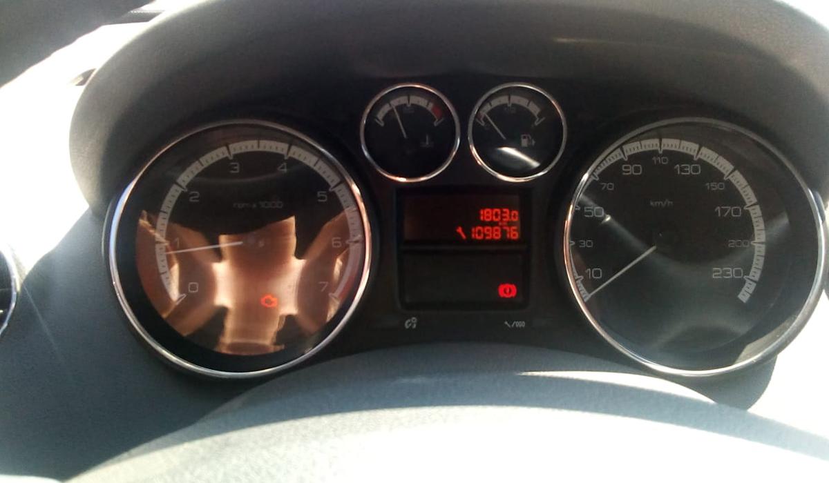 2012 PEUGEOT 308 ACTIVE (GNC) 1.6