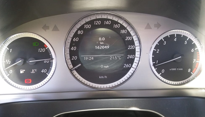 2009 MERCEDES BENZ C200 KOMPRESSOR AVANTGARDE 1,8