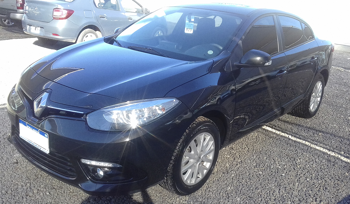 2016 RENAULT FLUENCE LUXE 1.6
