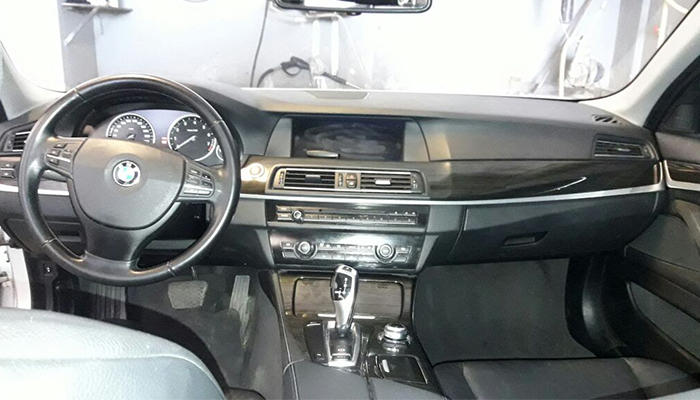 2011 BMW 528i 3