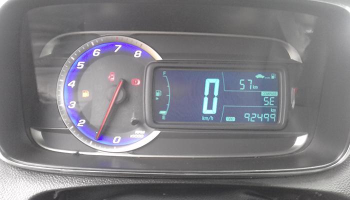 2013 CHEVROLET TRACKER FWD LTZ 1.8