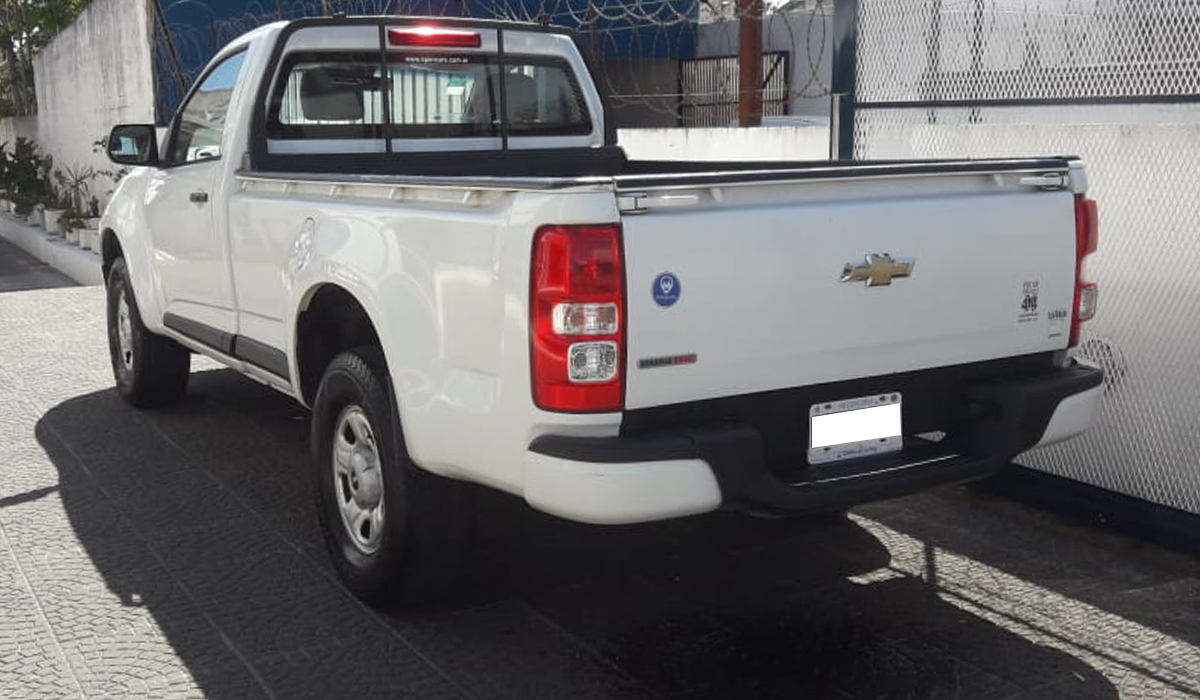 2015 CHEVROLET S10 LS CS 4X2 2.8