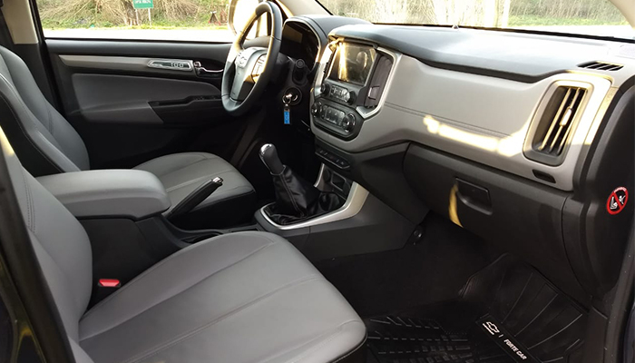 2018 CHEVROLET S10 4X2 H. COUNTRY 100TH 2.8