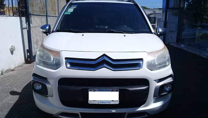 2013 CITROEN C3 AIRCROSS EXCLUSIVE 1,6