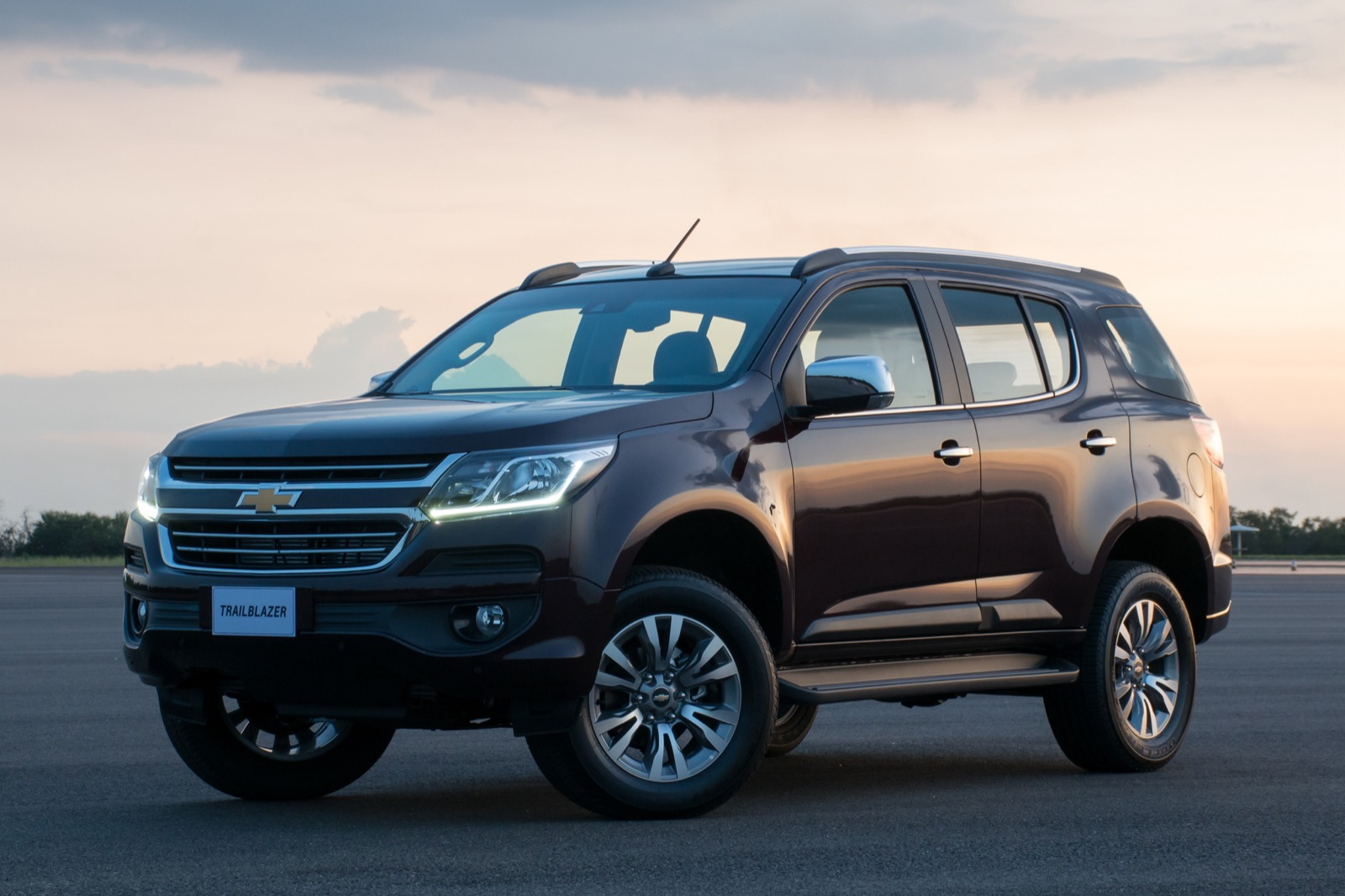 2020 CHEVROLET TRAILBLAZER LTZ AT 2.8