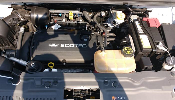 2014 CHEVROLET TRACKER LTZ FWD 1.8