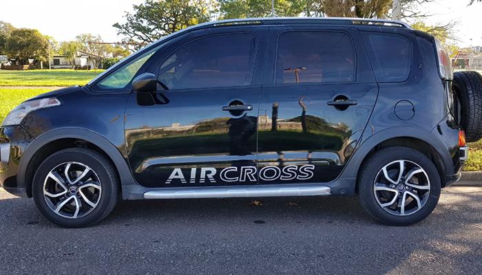 2012 CITROEN C3 AIRCROSS SX 1.6