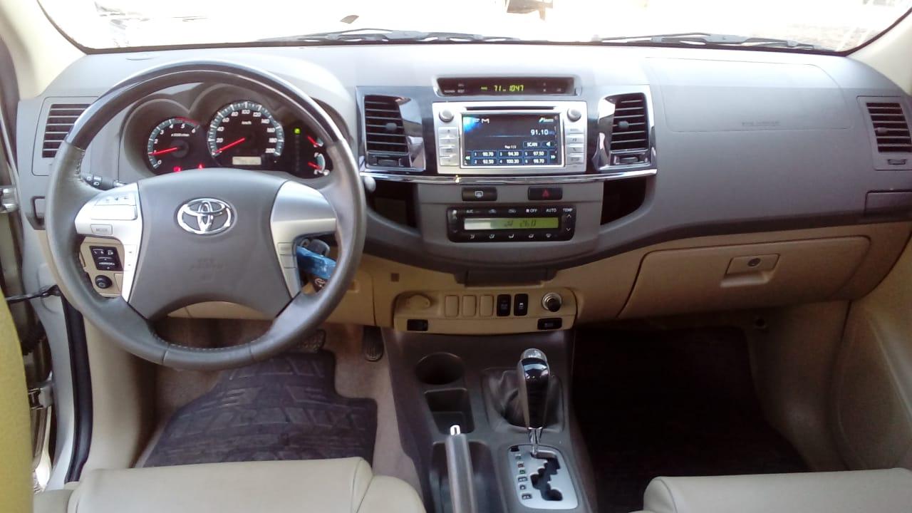 2013 TOYOTA HILUX SW4 4X4 SRV TDI 3