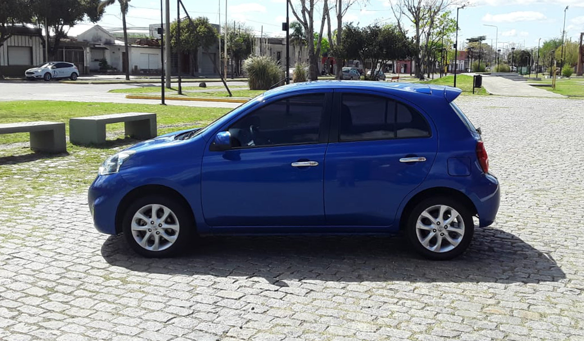 2015 NISSAN MARCH ADVANCE PURE DRIVE 1.6