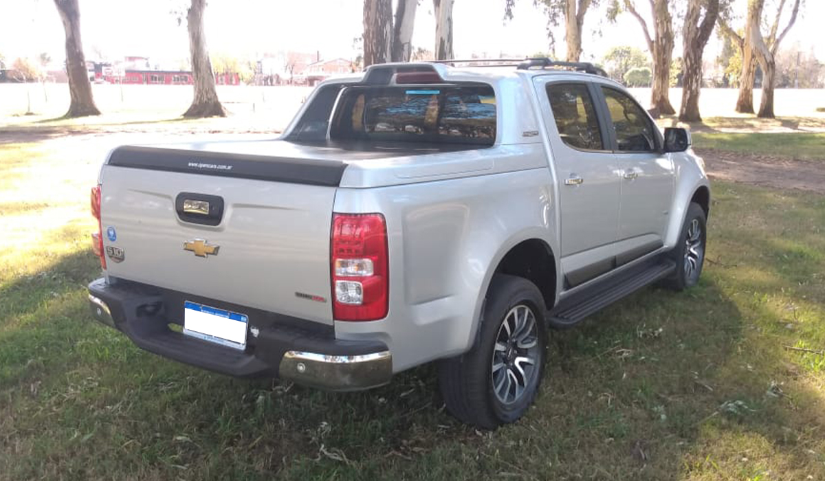 2018 CHEVROLET S10 HIGH COUNTRY 4X2 2.8