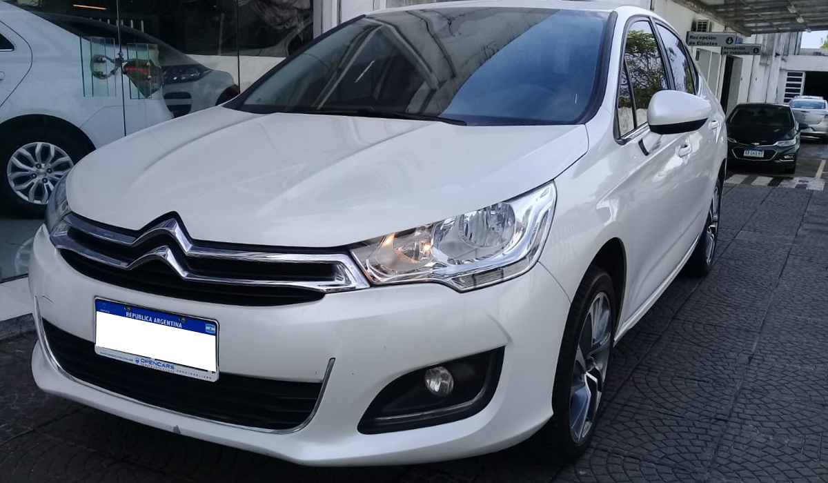 2016 CITROEN C4 LOUNGE THP FEEL PACK 1,6