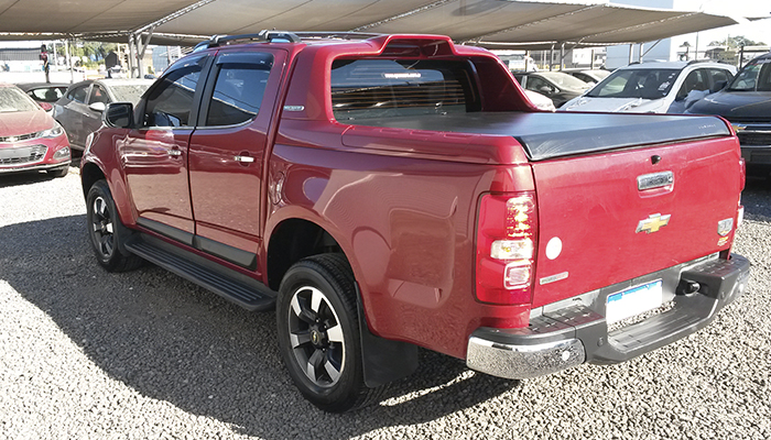 2016 CHEVROLET S10 TD HIGH COUNTRY 4X2 2.8
