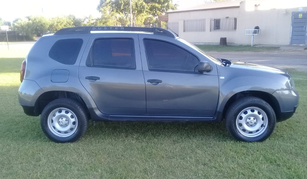 2016 RENAULT DUSTER EXPRESSION 4X2 1.6
