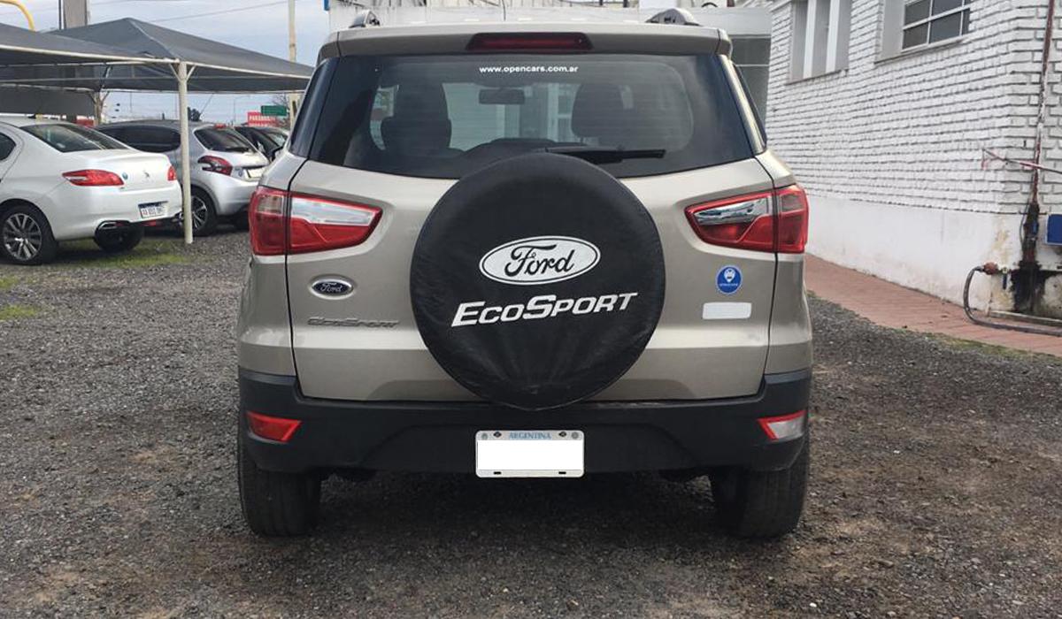 2015 FORD ECOSPORT SE 1.6