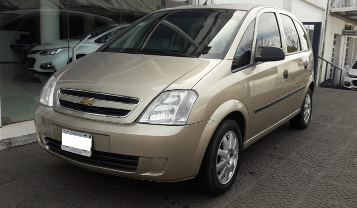 2012 CHEVROLET MERIVA GL PLUS 1.8