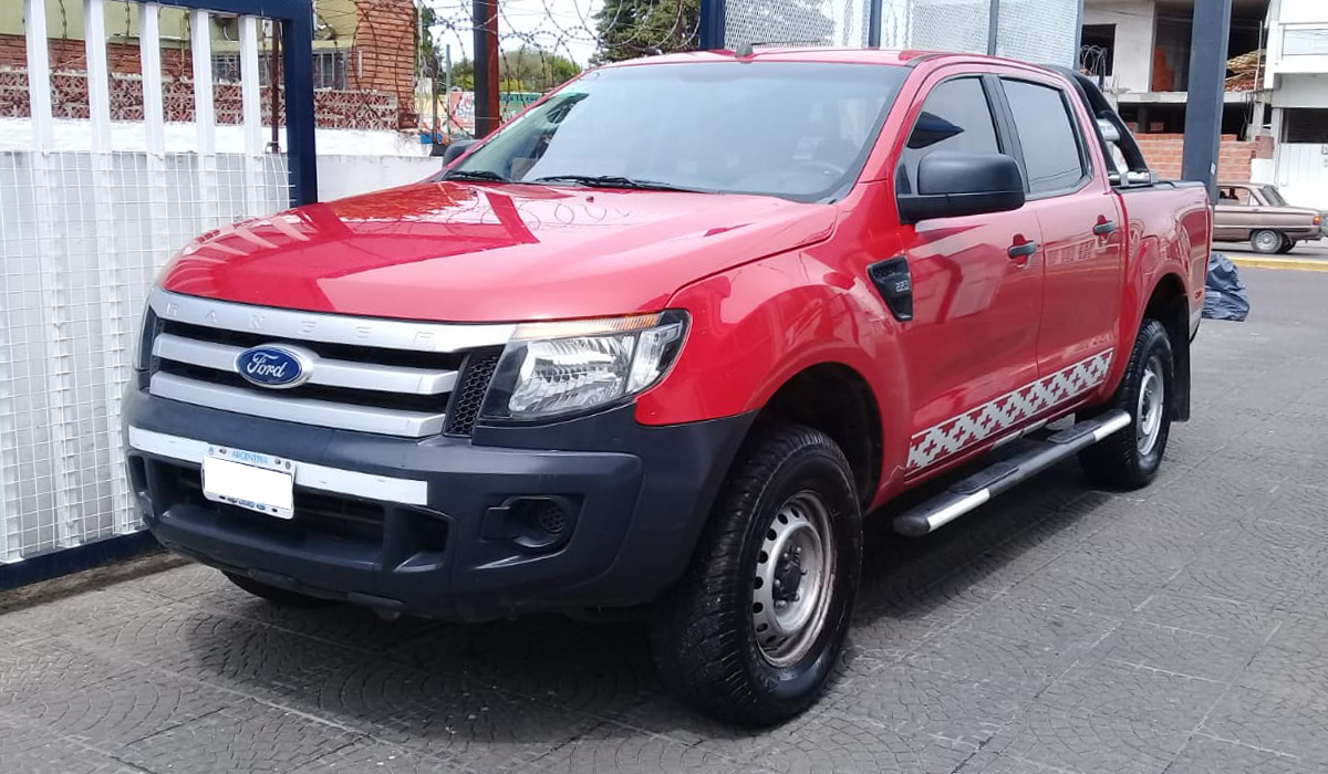 2015 FORD RANGER 4X2 CD XL SAFETY 2.2