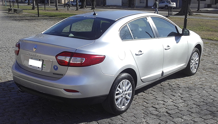 2015 RENAULT FLUENCE LUXE 2