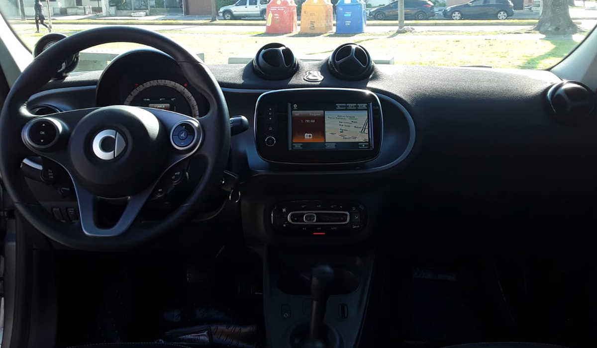 2017 SMART FORFOUR PLAY 1.0