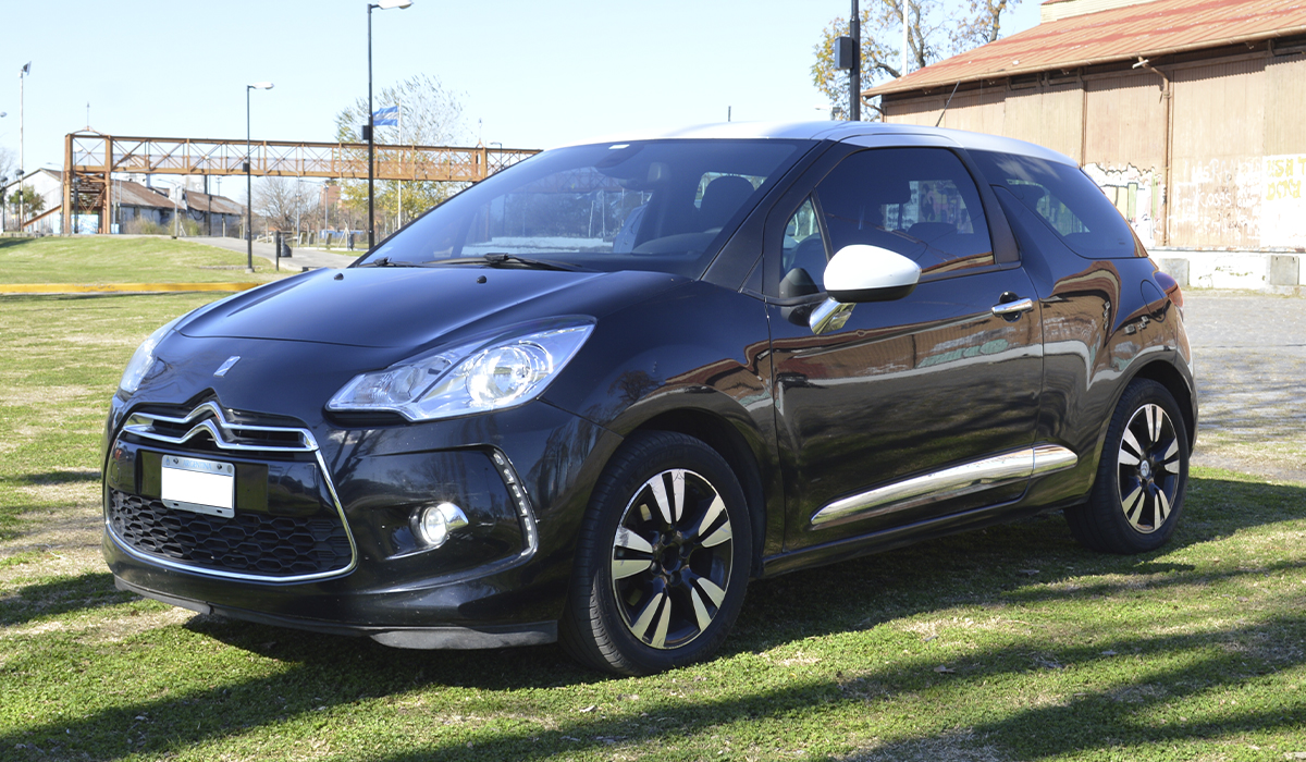 2014 CITROEN DS3 SO CHIC 1.6