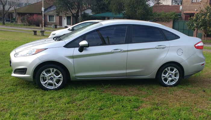 2014 FORD FIESTA S PLUS 1.6