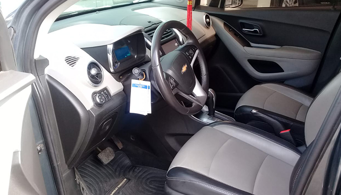 2016 CHEVROLET TRACKER LTZ + AWD 1,8