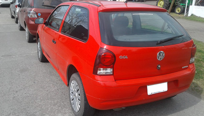 2013 VOLKSWAGEN GOL POWER 1.4