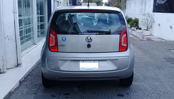 2015 VOLKSWAGEN UP MOVE 1.0