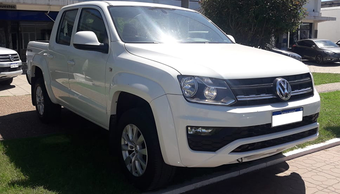 2017 VOLKSWAGEN AMAROK HIGHLINE PACK 4X4 2,0