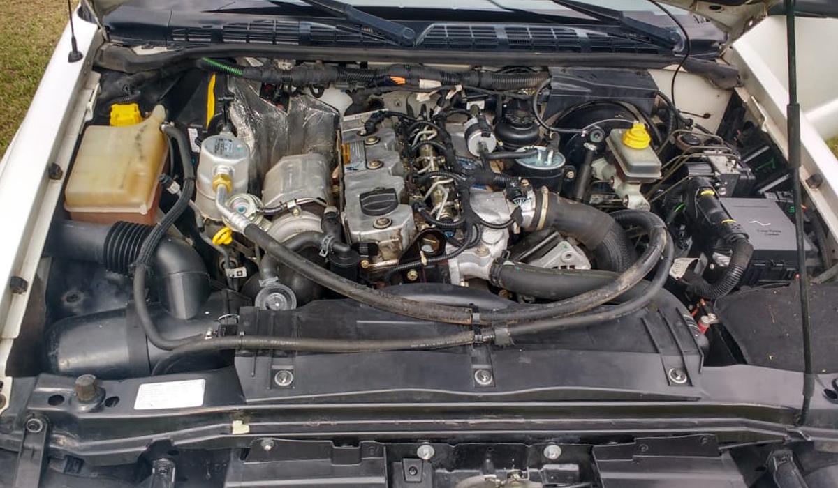 2011 CHEVROLET S10 STD 4X2 CS ELECTRONIC 2.8