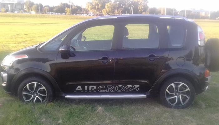 2011 CITROEN C3 AIRCROSS SX 1,6