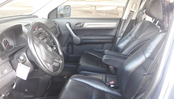 2008 HONDA CRV EXL 4X4 AT 2.4