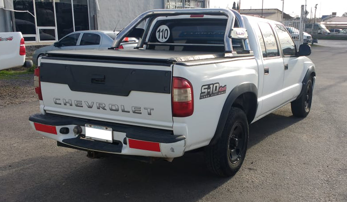 2010 CHEVROLET S10 ELECTRONIC 2.8