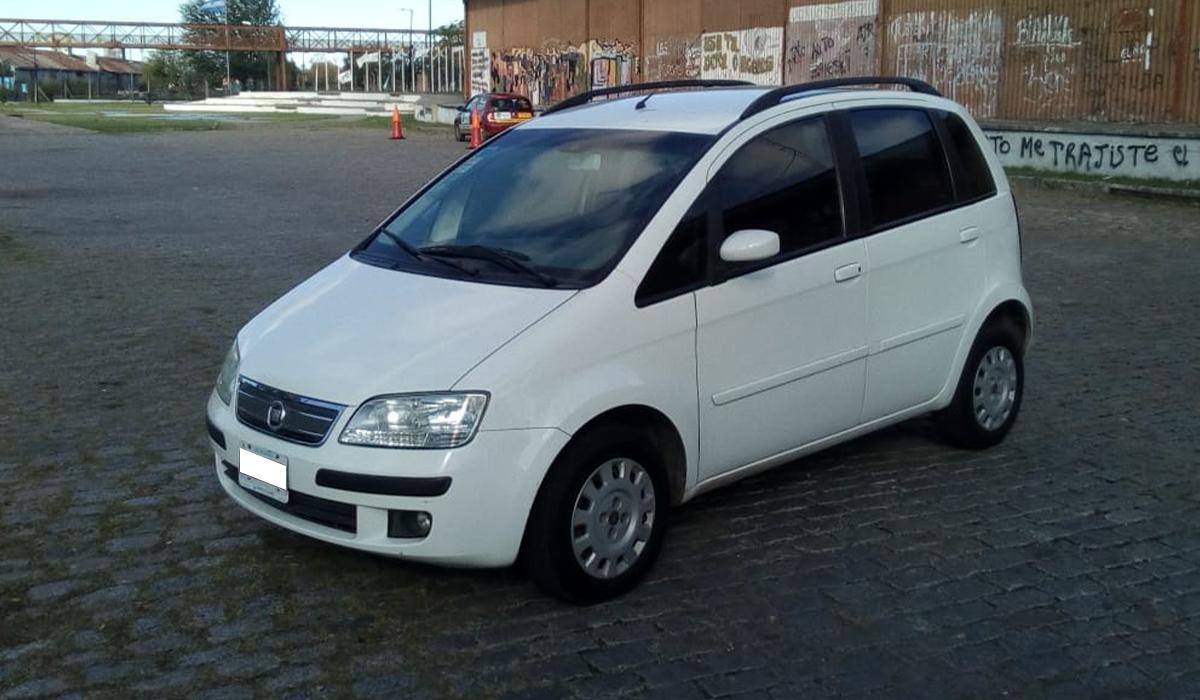 2010 FIAT IDEA ELX 1,4