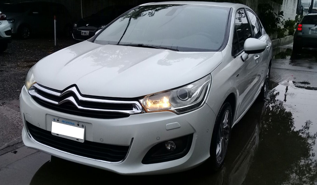 2014 CITROEN C4 LOUNGE EXC. PACK SEL. 1.6