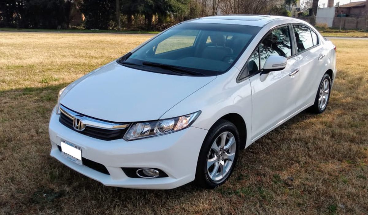 2013 HONDA CIVIC EXS 1.8