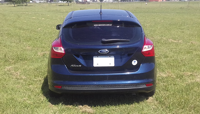 2015 FORD FOCUS S 1.6