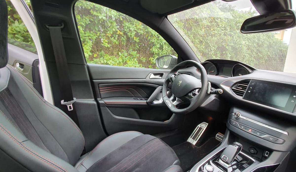 2020 PEUGEOT 308 GT 1.6