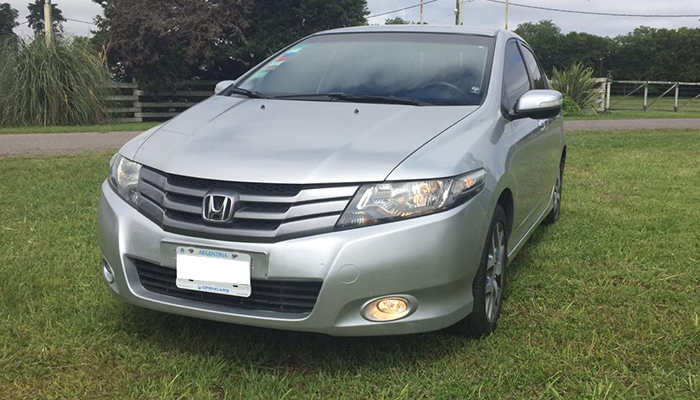 2011 HONDA CITY EXL AT 1.5