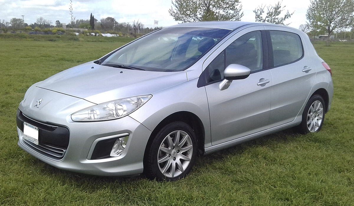 2013 PEUGEOT 308 ACTIVE HDI 1.6