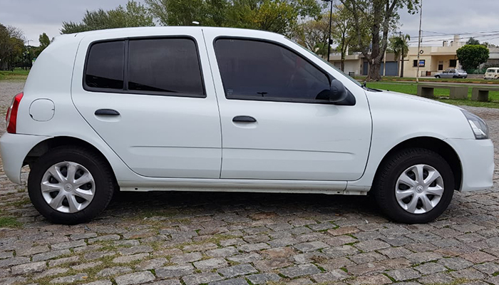 2014 RENAULT CLIO MIO 1.2
