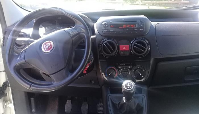 2012 FIAT QUBO DYNAMIQUE 1.4