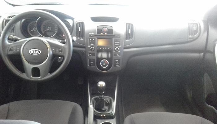 2012 KIA CERATO EX 2,0