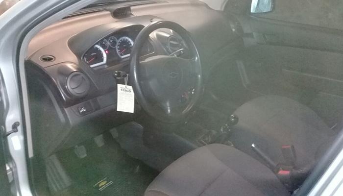 2010 Chevrolet Aveo Ls Gnc 16 Usados Fortecar
