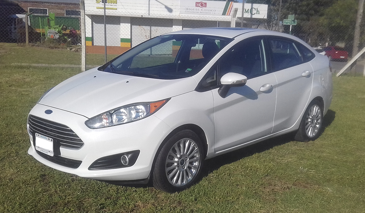 2013 FORD FIESTA KD SE PLUS 1,6