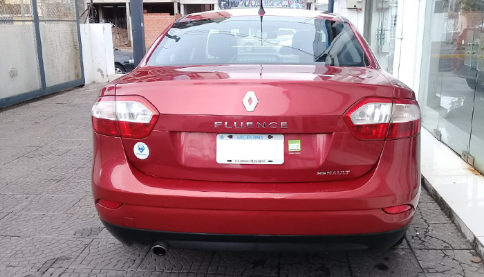 2011 RENAULT FLUENCE LUXE 2.0