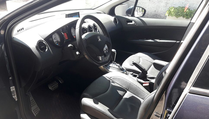 2014 PEUGEOT 408 THP SPORT TIPTRONIC 1.6