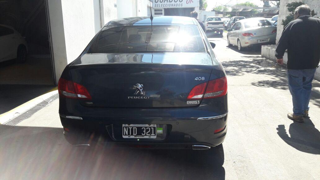 2014 PEUGEOT 408 THP SPORT TIPTONIC 1.6