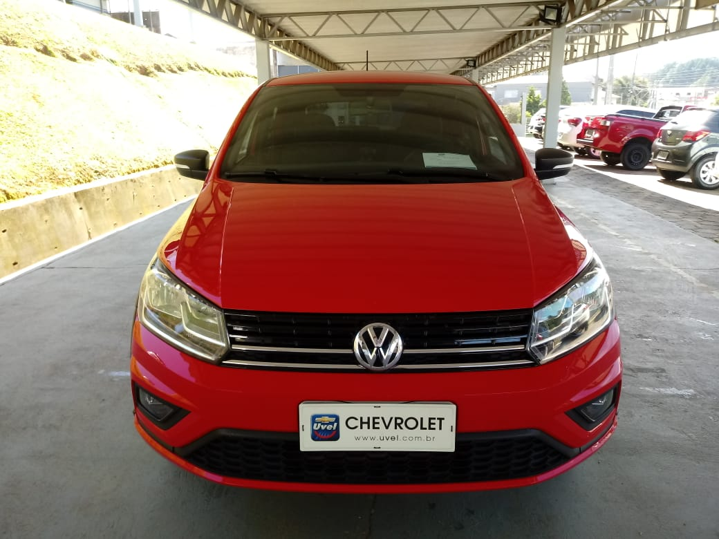 Volkswagen Novo GOL MCV 1.0L 2018
